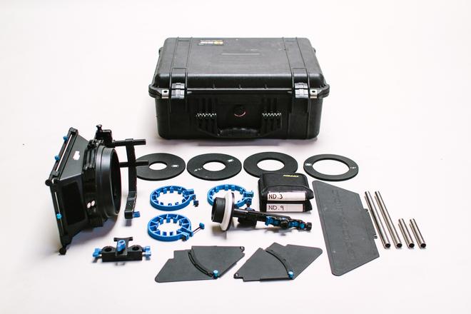 Redrock Micro microFollowFocus and Matte Box