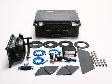 Rent: Redrock Micro microFollowFocus and Matte Box