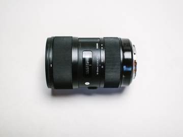Rent: Sigma 18-35mm f/1.8 Art EF Mount