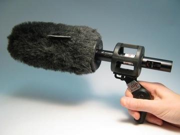Rent: Zoom/Sennheiser Sound Kit: Recorder, Shotgun, Lav & more
