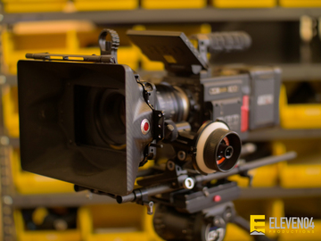 Rent: RED Pro Matte Box Kit