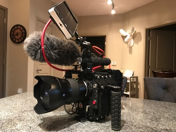 Rent: RED Epic Dragon 6K Kit