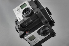 Rent: Freedom360 GoPro VR/360 Video Kit