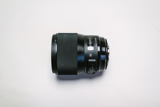 Sigma 135mm f1.8 Art EF Mount