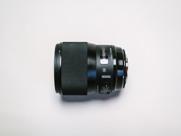 Rent: Sigma 135mm f1.8 Art EF Mount