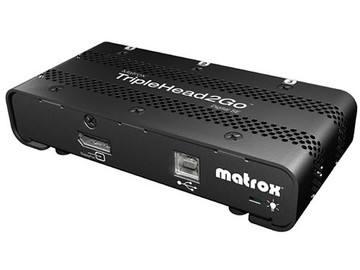 Rent: Matrox TripleHead2Go Digital SE