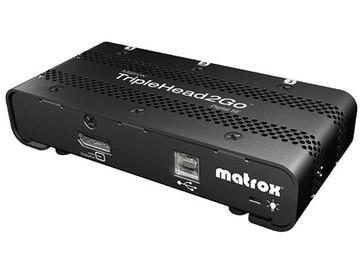 Rent: Matrox TripleHead2Go Digital SE