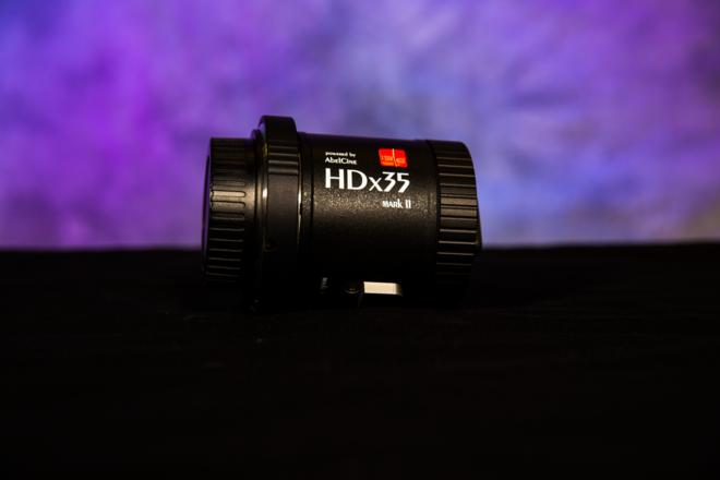 HDX35 MARK II B4/PL OPTICAL ADAPTER