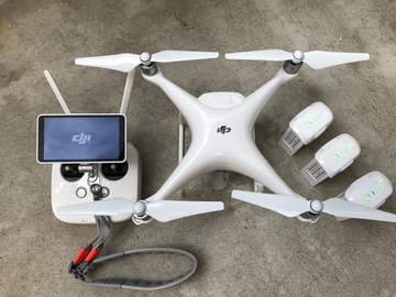 Rent: DJI Phantom 4 Pro+ Quadcopter