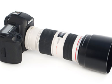 Rent: Canon EOS 5D Mark III w/(x2) 70-200's and (x2) tripods