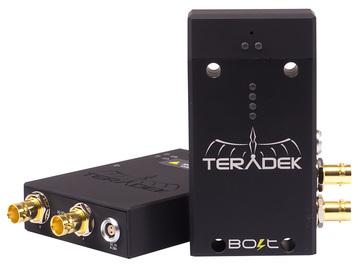 Rent: Teradek Bolt 300 1:1 SDI Wireless Video Transmitter Kit