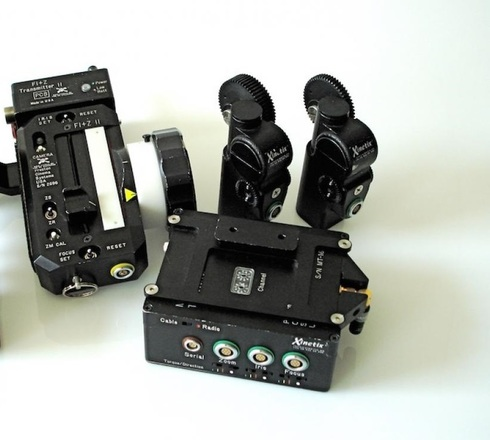 Preston FIZ II 2 Motor Wireless FF Kit