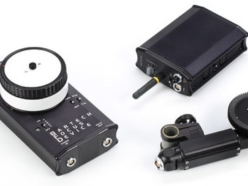 Rent: Bartech BFD Wireless Follow Focus System Analog