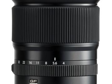 Rent:  Fuji GF23mm f4