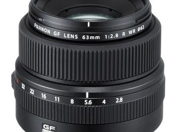 Rent: Fujifilm GF63mm f2.8