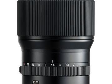 Rent:  Fuji GF110mm f2