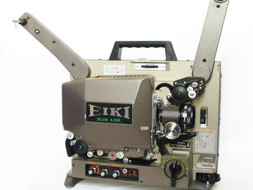 Rent: 16mm Eiki Slimline Projector