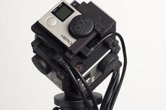 Rent: VR / 360 GoPro Hero 4 Black Camera Rig