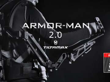 Rent: DJI Ronin with Cinemilled Arms + Armor Man 2.0 + Operator