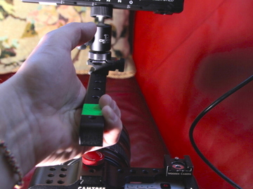 Rent: Blackmagic Pocket Cinema Camera BMPCC (PRODUCTION PACKAGE)