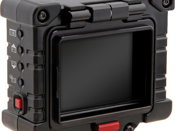 Rent: Zacuto EVF Flip-Up Electronic View Finder monitor
