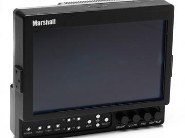 "Rent: Marshall 7"" HDMI V-LCD70XP-HDMI Monitor"