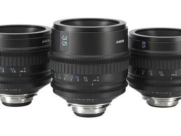 Rent: Sony CineAlta 4K 85mm T2