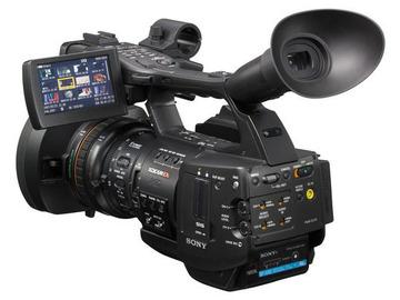 Rent: Sony PMW-EX1 XDCAM EX HD Camcorder