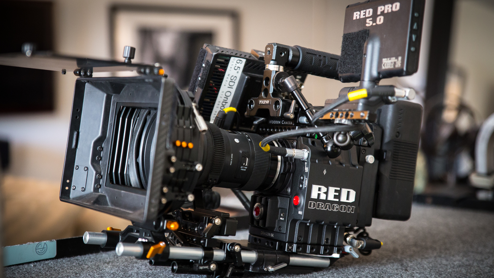 Rent Red Epic-M Dragon Cinema Rental House package | ShareGrid