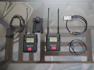 Sony UWP-D11 Wireless Lavalier Kit