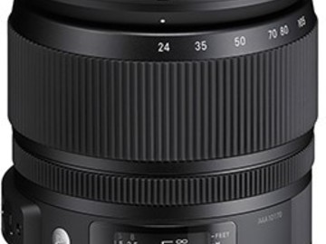 Rent: Sigma 24-105mm f/4 DG OS HSM Art