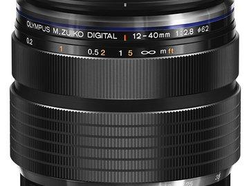 Rent: Olympus M.Zuiko Digital ED 12-40mm f/2.8 PRO Lens