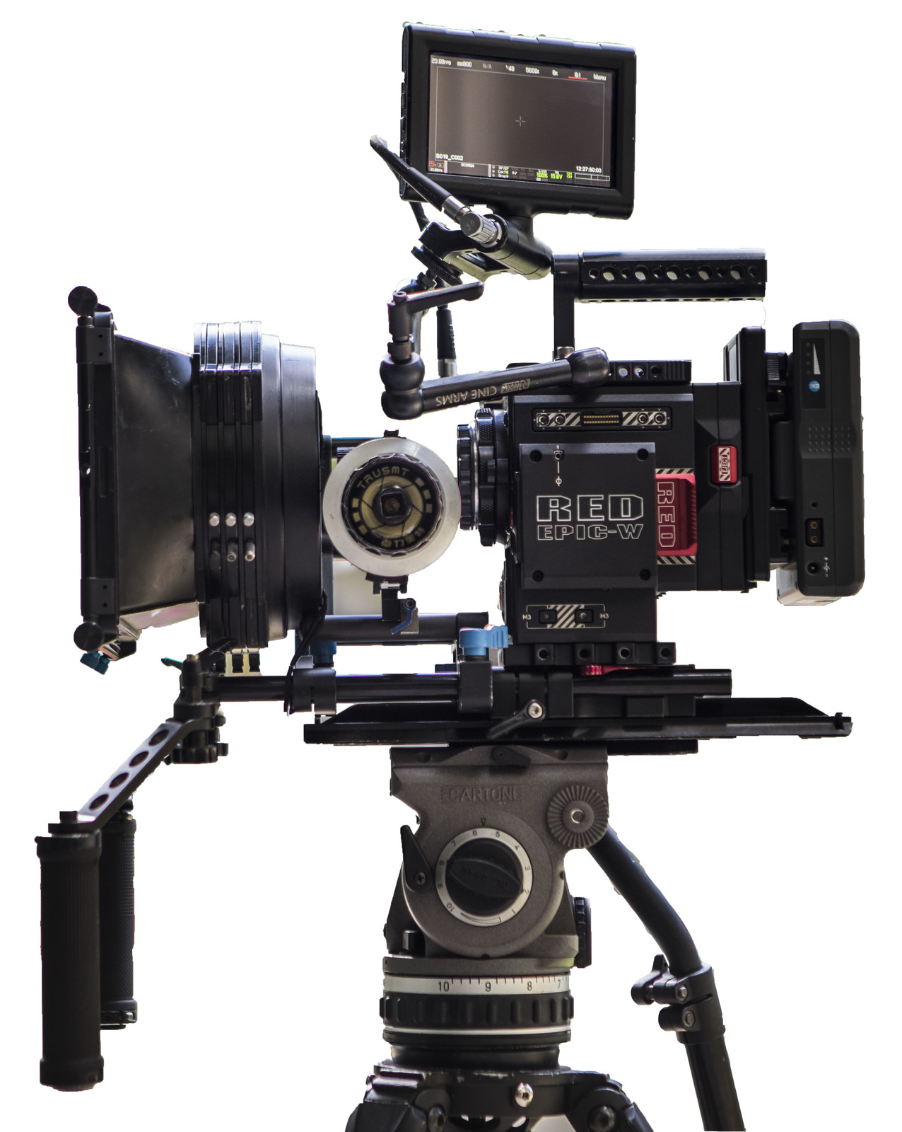 Rent a RED Epic-W Helium 8K S35 w/ Tripod, Mattebox, FF, etc , Best Prices  | ShareGrid Los Angeles