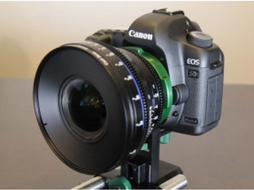 PL mount Canon 5D MKII Package