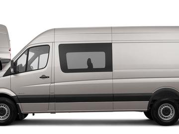Rent: Sprinter Production Vehicle + G&E