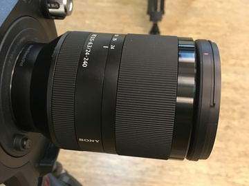 Sony SEL24240 FE 24-240mm f/3.5-6.3 OSS Zoom Lens for Mirror