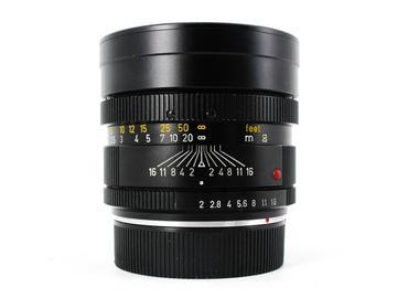 Rent: Leica 90mm f/2 Summicron-R
