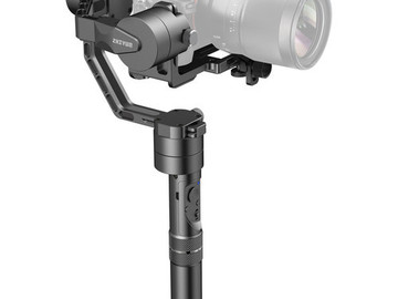 Rent: Zhiyun-Tech Crane v2 3-Axis Handheld Gimbal Stabilizer