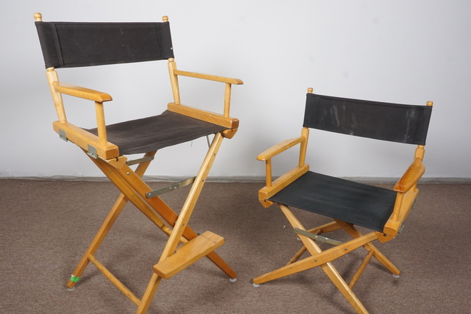 10 - Director's Chairs