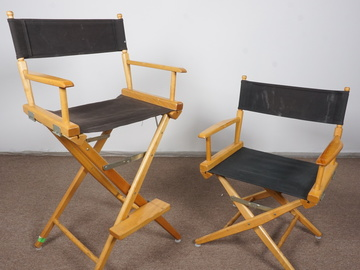 Rent: Director's Chairs
