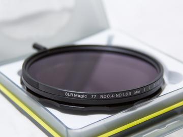 Rent: SLR Magic 77mm Variable Neutral Density (ND) Filter