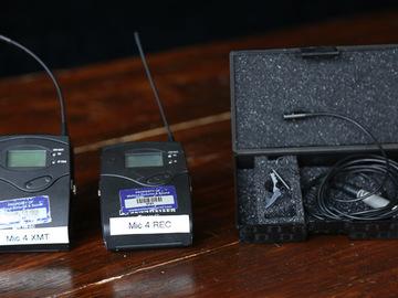 Rent: Sennheiser ew 100 ENG G3 Wireless Kit#2
