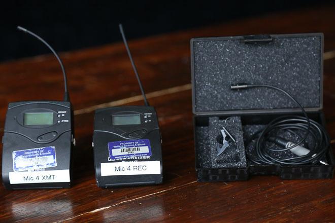 Sennheiser ew 100 ENG G3 Wireless Kit#4
