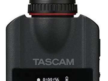 Rent: Tascam DR-10X Recorder and Sennheiser ME66/K6 Shotgun Mic