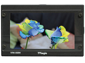 "Rent: TVLogic VFM-058W 5.5"" 1080P Monitor"