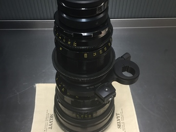Rent: Cooke 18-100 T3 Zoom Lens with 24in rods and 19MM lens suppo