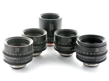 Rent: Zeiss Contax Gl Super Speed Lens Set
