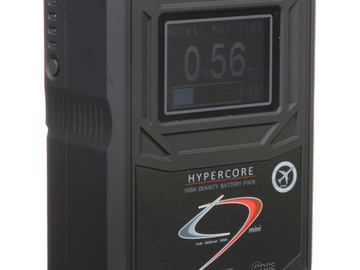 Rent: Core SWX HyperCore HC9 Mini V-Mount Battery 1 of 2