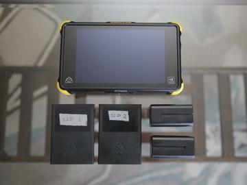 Atomos Shogun Flame 7-in 4K Recorder