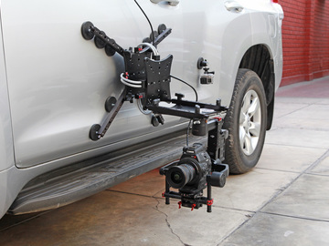 Rent: Rig Wheels Cloud - Side Car Mount